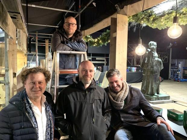 """Winterbar is op en top Mechels: """"Sam Gooris of Günther Neefs, allemaal passeren ze in Mirage"""""""