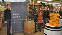 Drankenhandel installeert vrijwillige alcoholcontrole naast proefstand