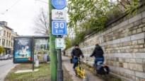 Stad wijst (elektrische) fietsers op maximumsnelheid