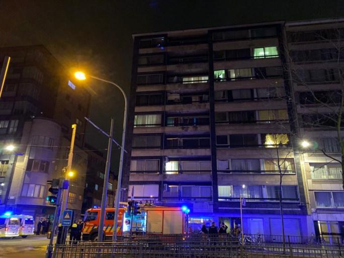 Politie neemt mogelijk geesteszieke man mee na incident op Belgiëlei