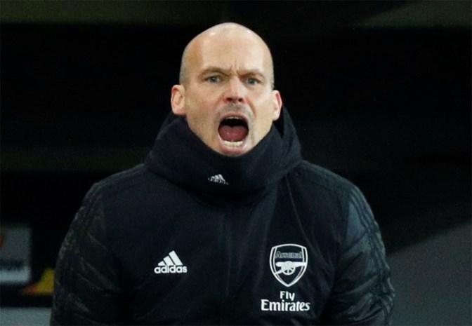 """Arsenal-coach Ljungberg looft weerbaarheid van zijn jonge ploeg tegen Standard: """"Alleen maar goed voor de toekomst"""""""