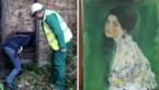 Gestolen schilderij van wereldberoemde schilder duikt na 23 jaar op in vuilniszak
