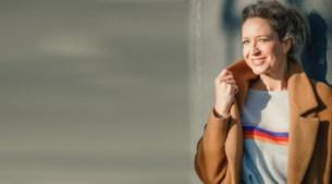 Waarom Cath Luyten, gastvrouw van 'Vandaag over een Jaar', zelf vooral in het nu leeft