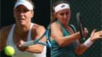 Minnen en Wickmayer bereiken halve finales dubbelspel in Dubai