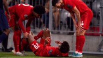 Bayern München is Kingsley Coman tijdje kwijt met knieblessure