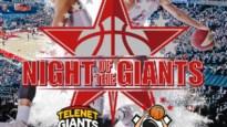 """Tiende """"Night of the Giants"""" in Sportpaleis van Antwerpen: wordt Belgisch toeschouwersrecord gebroken tegen Oostende?"""
