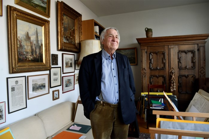 Grootste privéverzameling over Antwerpse geschiedenis verschijnt in boek