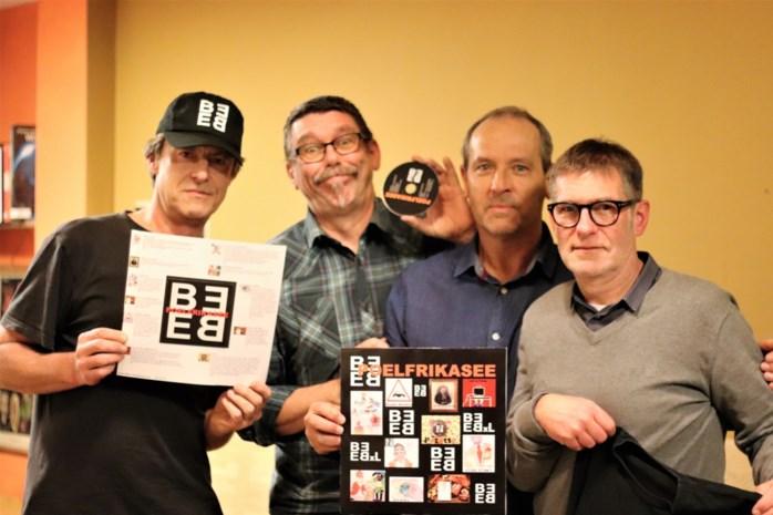 "Leestse band BEEB: ""Het is onze missie om mensen gelukkig te maken met Poelfrikasee"""