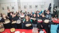 Antwerps gezin nodigt daklozen uit voor feestmaal