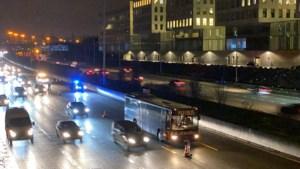 Ongeval met blikschade zorgt voor hinder op Antwerpse Ring