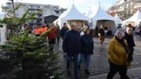 Kerstmarkt trekt gezellig jasje aan en verhuist naar parking 't Getouw