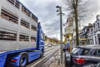 Nummerplaatlezers nog steeds niet bruikbaar: politie controleert zelf op doorgaand vrachtverkeer