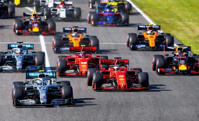 Het F1-seizoen 2019 in cijfers