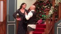 Extra voorstelling 'Kerstmis den boom in' met Sven De Ridder en Kristel Verbeke