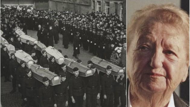 """Fernande (87) overleefde bombardement Mortsel omdat ze in de hoek stond: """"Maar die dag stierven haar emoties"""""""