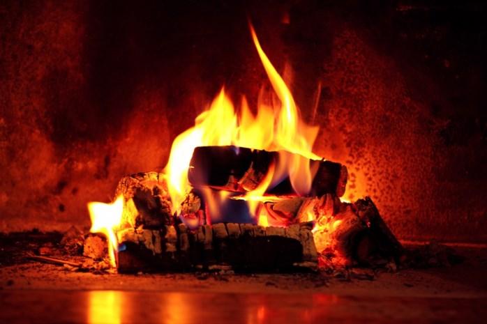 Te hoge CO-waarden bij controle door houtskoolvuur