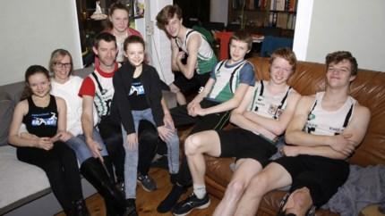 Zevenkoppig gezin Vander Avert is een begrip in de Antwerpse atletiek