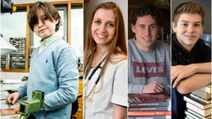 Laurent (9) zet universitaire studie stop: hoe verging het andere 'wonderkinderen'?