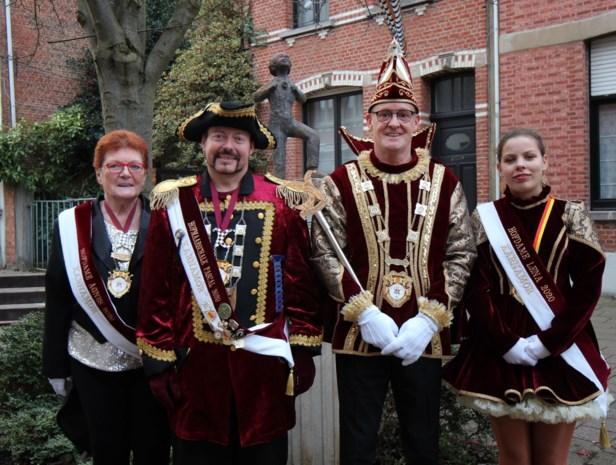Na 23 jaar is Luc uit Duffel opnieuw prins carnaval