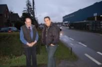 """Maxime trekt ten strijde tegen gevaarlijk geparkeerde vrachtwagens van farmareus: """"Al is dit een gevecht van David tegen Goliath, ik doe voort tot het bittere einde"""""""