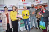 Ecover houdt uitverkoop voor vzw Feestvarken