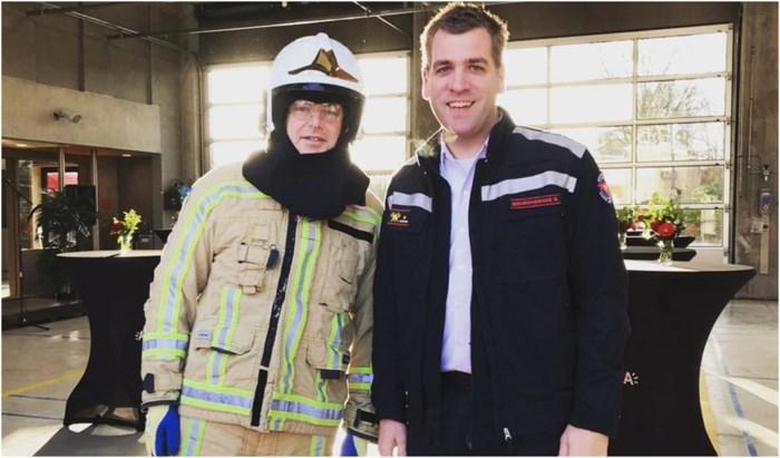"""Nieuwe brandweerkazerne in Wilrijk officieel geopend: """"Twee belangrijke minuten sneller ter plaatse"""""""