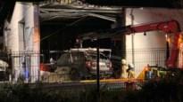 Range Rover over spoorweg in gevel van bedrijf gekatapulteerd, bestuurster was dronken