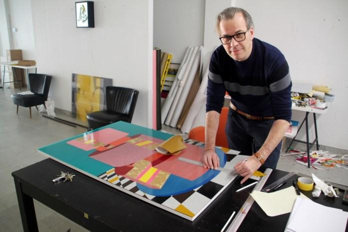 Tom Woestenborghs exposeert in Eindhoven met bloemen, naakten en abstracten