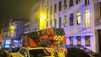 Studio's tijdelijk onbewoonbaar na nachtelijke brand