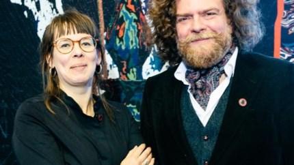 Kunstenares geïnspireerd door roman Jeroen Olyslaegers: wandtapijten met een knipoog naar zestiende eeuw