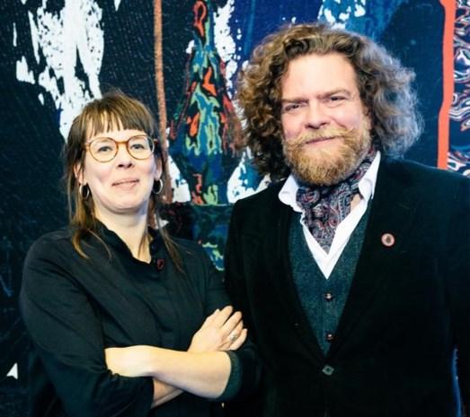 Kunstenares geïnspireerd door nieuwe roman Jeroen Olyslaegers: wandtapijten met een knipoog naar de zestiende eeuw
