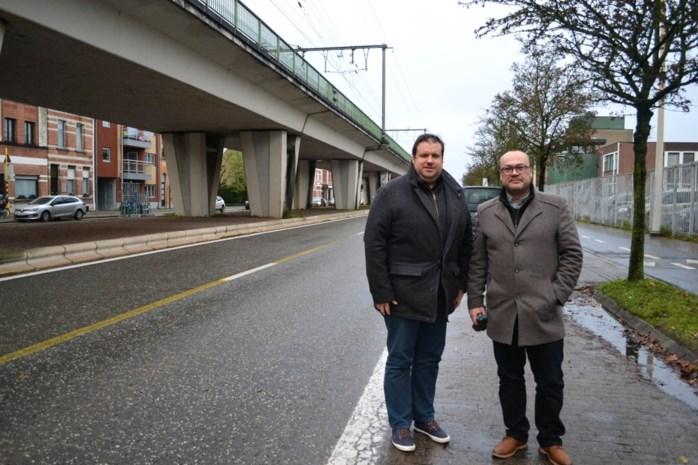Extra 250.000 euro subsidies voor vergroeningsprojecten: spoorwegpijlers en fietsweg vergroenen
