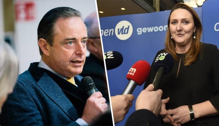 """De Wever haalt opnieuw uit naar Rutten: """"Ik heb beloofd dat ik hen federaal nooit zou laten vallen"""""""