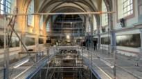 Begijnhofkerk schittert tegen Kerstmis 2020 opnieuw in volle glorie