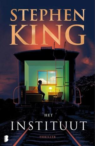 BOEK. Stephen King - Het instituut