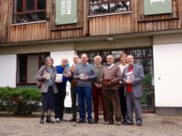 Kasteelgravin en steenfabriek Quirynen van Westmalle zijn allebei honderd jaar oud