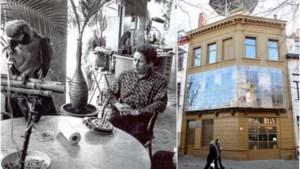 Al jaren weg uit Antwerpen, maar Panamarenko's wondere wereld bleef voortbestaan in zijn atelier