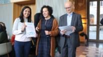"""Inburgeringsattest voor 189 anderstalige nieuwkomers: """"Iedereen heeft een ander verleden, maar we delen dezelfde toekomst"""""""