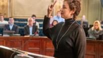 Tatjana Scheck (sp.a) legt eed af als gemeenteraadslid