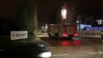 Brand bij afvalverwerkend bedrijf in Reet