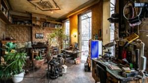 """Op bezoek in voormalige woning en atelier van Panamarenko: """"Gelukkig heeft hij al zijn 'brol' bewaard"""""""