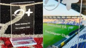 17 van de 24 profclubs beloond voor communitywerking, Westerlo valt af