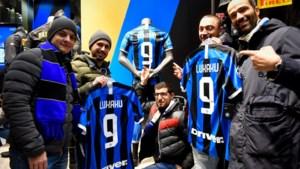 """Lukakumania in Milaan: """"Ronaldo is een barbie, Lukaku een vent"""""""