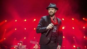 De hele nacht lang meekelen met Justin Timberlake in Plein Publiek
