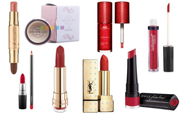 De perfecte rode lippen voor Kerstmis? Zo doe je dat