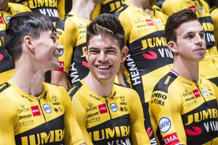"""Van Aert met Jumbo-Visma mee naar Tour: """"Leuk, een ploeg met ambities"""""""