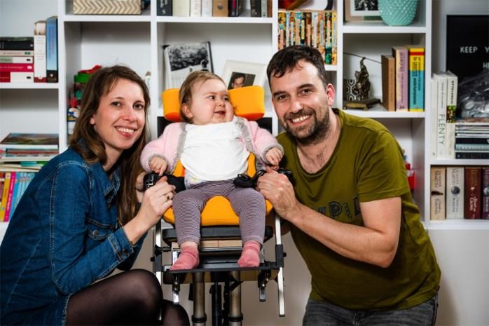 Novartis gaat peperduur medicijn van Pia verloten onder zieke baby's