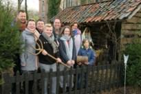 Buurtbewoners maken komaf met 'lelijkste kerststal van Vlaanderen'