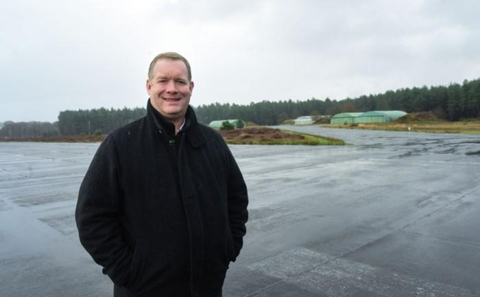 Familie Lenaerts, in Koude Oorlog onteigend voor NATO-vliegveld, verwerft deel van grond terug