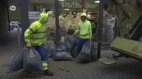VIDEO. Laatste keer afvalophaling in Temse van grijze huisvuilzak